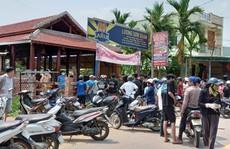 Án mạng kinh hoàng ở Quảng Nam, đầu bếp tử vong, vợ chồng chủ quán bị thương