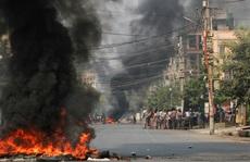 Sức ép gia tăng lên quân đội Myanmar