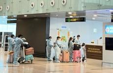 Điểm nào sẽ mở lại bay quốc tế tiếp theo?