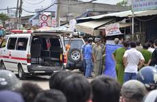Công an TP HCM đang truy bắt đối tượng sát hại 'vợ hờ'
