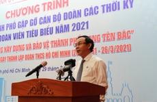 Bí thư Nguyễn Văn Nên muốn tuổi trẻ TP HCM khởi nghiệp mạnh mẽ hơn