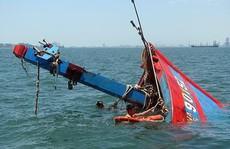 Tàu hàng 'khủng' đâm chìm tàu cá ngư dân Quảng Bình rồi bỏ chạy