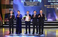 Giải báo chí Búa liềm vàng 2021 thêm nhiều giải thưởng, giải đặc biệt 300 triệu đồng