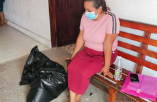 Con trai mất tích ở Mexico, gia đình chết lặng nhận túi ni-lông đen
