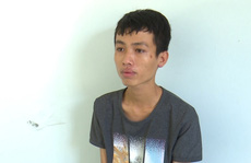 CLIP: Bắt tạm giam gã trai hiếp dâm bé gái sau cuộc nhậu