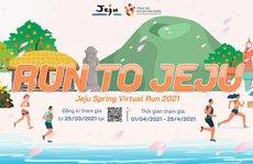 Du lịch Hàn Quốc tổ chức giải chạy trực tuyến đầu tiên