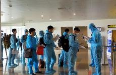 Phương án tổ chức các chuyến bay quốc tế thường lệ chở khách vào Việt Nam