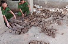 Đà Nẵng: Một năm thu hồi 287 khẩu súng, hàng trăm đầu đạn, vật liệu nổ