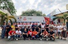 Thể hình Việt hướng tới SEA Games 31