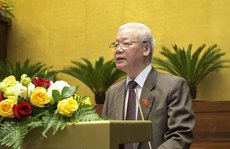 Giới thiệu ông Nguyễn Xuân Phúc để bầu làm Chủ tịch nước