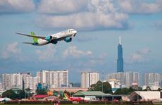 Bamboo Airways bay đúng giờ nhất trong tốp 3 hãng hàng không lớn vào quý I