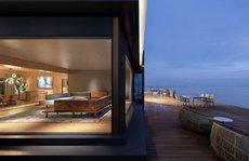 Độc - lạ khách sạn nổi giữa biển khơi