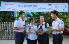 Hôm nay 11-4, 'Đưa trường học đến thí sinh' 2021 tại Phú Yên: Cơ hội 'vàng' trước khi đặt bút dự thi