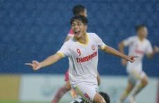 Quốc Việt tỏa sáng, giúp Học Viện NutiFood vào bán kết Giải U19 quốc gia