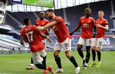 Ngược dòng siêu đỉnh 'Super Sunday', Man United quật ngã Tottenham