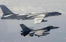 NÓNG: Sau cảnh báo từ Mỹ, 25 máy bay Trung Quốc tiếp tục áp sát Đài Loan