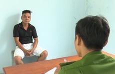 CLIP: Trộm vàng của chị vợ ở An Giang, gã đàn ông bị bắt tại TP HCM