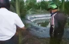 3 cháu nhỏ chết thương tâm dưới ao nước tưới cây ở Đồng Nai