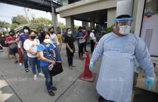 Số ca mắc Covid-19 tại Campuchia, Thái Lan tăng liên tục