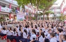 Hơn 82.000 học sinh tham gia dự án 'Giáo dục bền vững cho thế hệ tương lai'