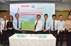VRG ủng hộ 5 tỉ đồng cho Chương trình 'Một triệu lá cờ Tổ quốc cùng ngư dân bám biển'