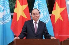 Chủ tịch nước chủ trì phiên họp cấp cao Hội đồng Bảo an