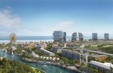 Tiềm năng lớn của cung đường du lịch Hồ Tràm - Bình Châu