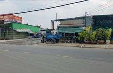 Án mạng ở quận Bình Tân, TP HCM