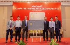 VietCredit ra mắt thẻ tín dụng nội địa đạt chuẩn VCCS