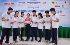'Đưa trường học đến thí sinh' tại Bà Rịa - Vũng Tàu sáng nay: Chọn hướng đi phù hợp