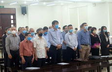 Nguyên chủ tịch Tổng Công ty Thép Việt Nam: Mức án đề nghị cho bị cáo là hơi nặng