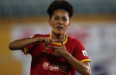 Sao trẻ 'lò' Hoàng Anh Gia Lai tỏa sáng, CLB Công An Nhân Dân thắng trận đầu tiên