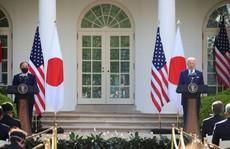 Mỹ - Nhật ra tuyên bố chung về eo biển Đài Loan