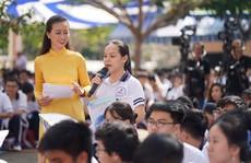'Đưa trường học đến thí sinh' tại Bà Rịa - Vũng Tàu: Chọn đúng ngành học ngay từ đầu