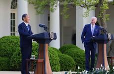 Trung Quốc phản ứng tuyên bố chung Mỹ - Nhật