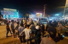 Ôtô tông chết 1 nữ sinh ở Cầu Xéo Long Thành rồi bỏ chạy