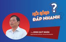 Nguyên giám đốc Sở GD-ĐT Quảng Bình: Ký 8 quyết định trước khi nghỉ hưu là đúng, không vội vàng!?