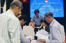 TP HCM thông qua danh sách giới thiệu 38 người ứng cử đại biểu Quốc hội