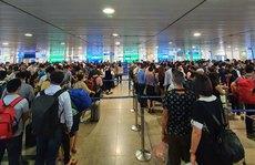 Giảm ùn tắc ở sân bay Tân Sơn Nhất