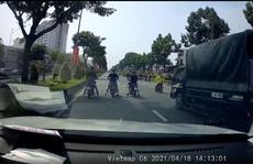 CSGT TP HCM yêu cầu các quái xế 'quậy' ở đường Trường Chinh, Nguyễn Văn Linh trình diện