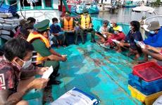 Truy tìm người đàn ông Trung Quốc nhập cảnh trái phép vào Phú Quốc rồi quay ra biển