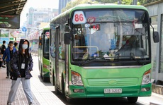 TP HCM thông báo giảm hàng ngàn chuyến xe buýt