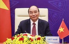 Chủ tịch nước Nguyễn Xuân Phúc, Tổng thống Mỹ phát biểu tại Hội nghị thượng đỉnh về khí hậu