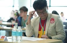 Tuyển thủ Siêu trí nhớ Việt: Từ mê game thành nhà vô địch Olympic tin học