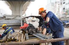 CLIP: Đại công trường đường Vành đai 2 gần 10.000 tỉ đồng đang gấp rút hoàn thành
