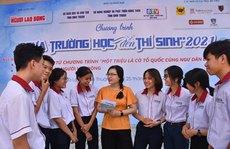 Hôm nay (25-4): 'Đưa trường học đến thí sinh' tại Bình Thuận