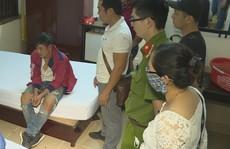 Bắt giữ đôi nam nữ mua bán ma túy, đâm cảnh sát bị thương