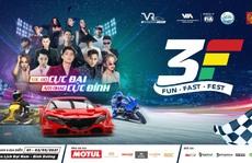 Fun Fast Fest - Đại lễ hội đua xe tốc độ, âm nhạc và giải trí lần đầu có mặt tại Việt Nam