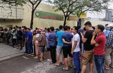 'Sốt' vé tại Thanh Hóa trước trận làm khách của thầy trò HLV Kiatisuk