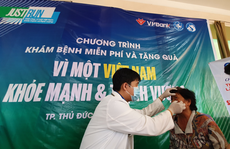 """Giải chạy """"Just Run - Vì một Việt Nam khỏe mạnh và thịnh vượng"""": Ra mắt phòng khám container miễn phí"""
